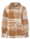 Noella Camel Checks Viksa Jacket, Wool thumbnail