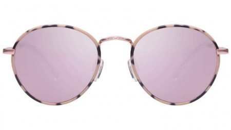 Le Specs Tort Zephyr Deux / Whitw Tortiose / Gold W/peach