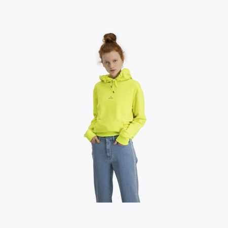 Holzweiler Yellow Hang On Neon Sweat