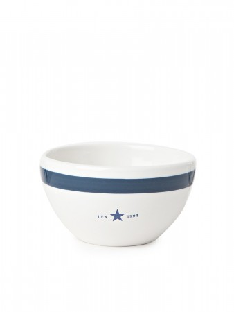 Lexington Blue Earthenware Small Bowl