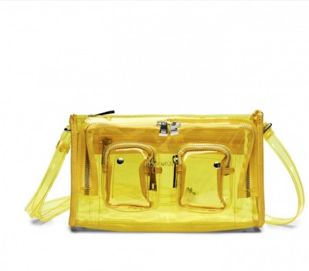Nunoo Yellow Stine Transparent Yellow