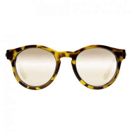 Le Specs Gold Dame Hey Macarena