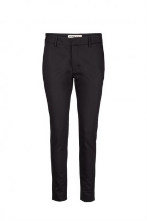 Mos Mosh Black Abbey Night Pant