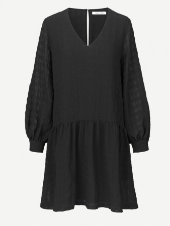 Samsøe Samsøe Black Millo Ls Dress