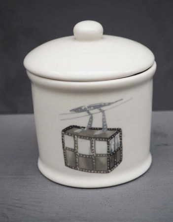 Chehoma Hvit - Cotton Jar