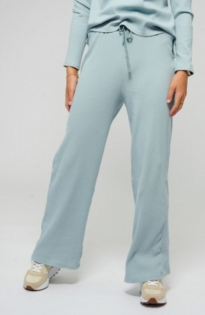 Noella Carine Pants Cotton Charming Blue