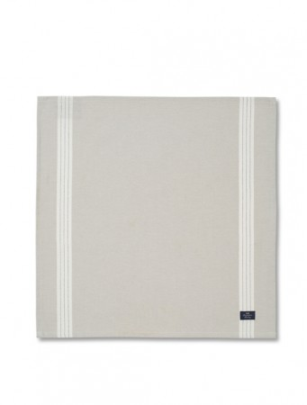 Lexington Beige - Striped Napkin 50x50