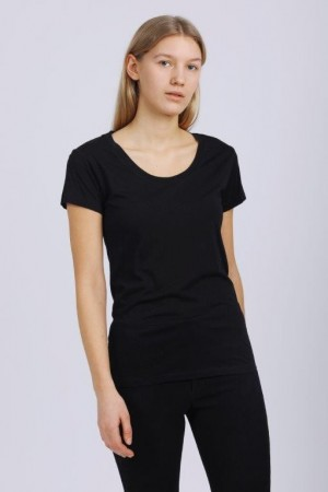 The Product 90 Black Wmn T-shirt
