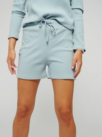Noella Carine Shorts Cotton Charming Blue