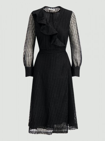 Holzweiler Black Dame Frail Dress 20-01