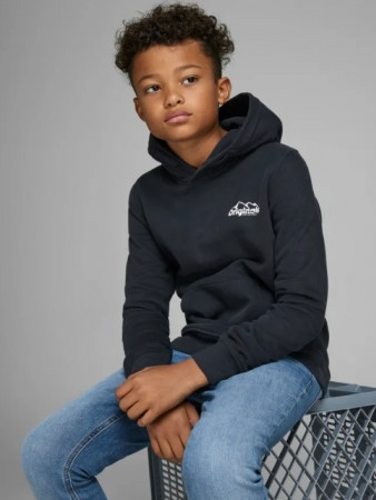 Jack & Jones Tap Shoe College Jorhike Sweat Hood Junior