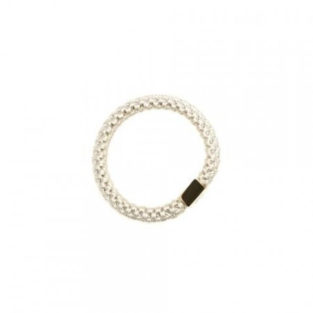 Dark Sand Fat Hair Tie
