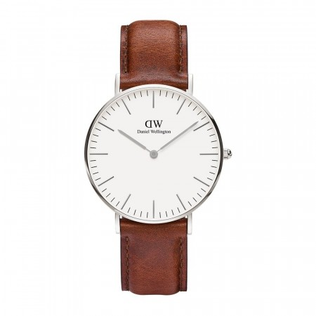 Daniel Wellington Silver Dame Classic St Mawes