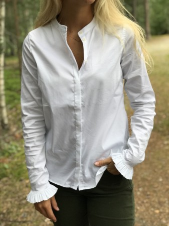 Mos Mosh White Mattie Shirt