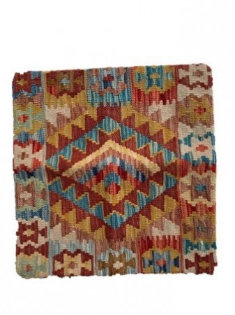 Bargi Kelim Cushion Multi - 50x50=0,25