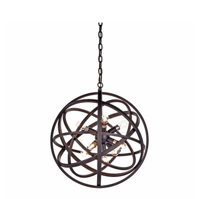 Artwood Black Nest Ceiling Lamp 80