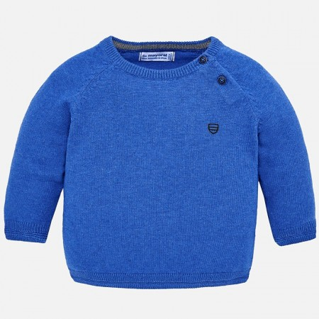 Mayoral Fiordo Vig Basic Cotton Sweater