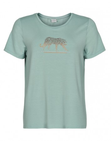 In Front Mint Vera T-shirt