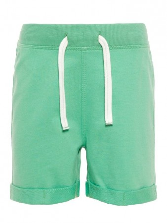 Name It Green Spruce Nmmpaw Unb Swe Shorts Camp