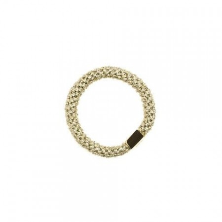 Dark Gold Fat Hair Tie