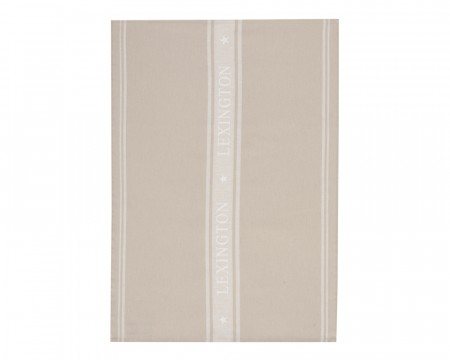 Lexington Beige/white, 50x70 Star Kitchen Towel 50x70