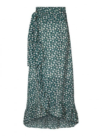 Lollys Laundry 42 Dark Green Amby Skirt