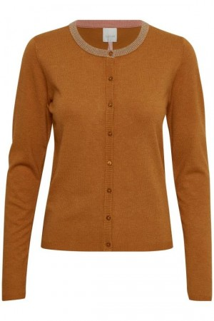 Culture Anne Marie Cardigan Autumnal