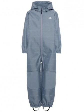 Name It Flint Stone Overall Nmmalfa Softshell Suit