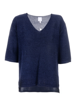 Ane Mone Navy Pullover