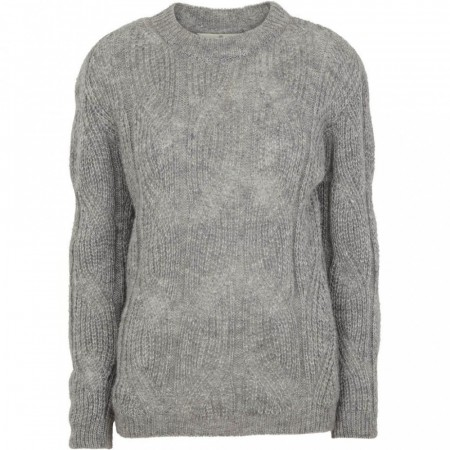 Basic Apparel 318 Light Grey Mel Ovine