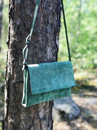 Decadent Suede Green Ophelia-141