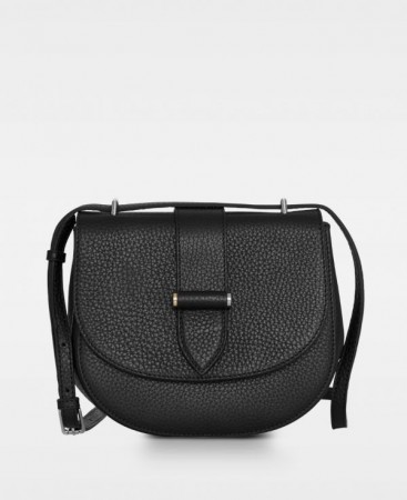 Decadent Black Kim Satchel Bag