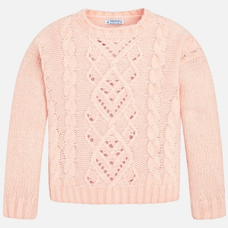 Mayoral Crudo Pearls Sweater