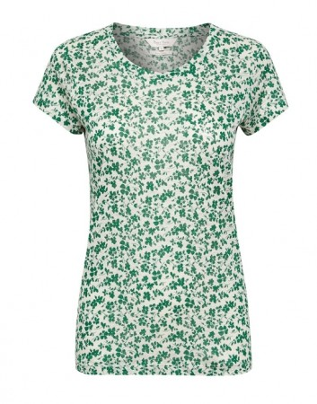 Part Two Flower Print, Green. Kassim Ts