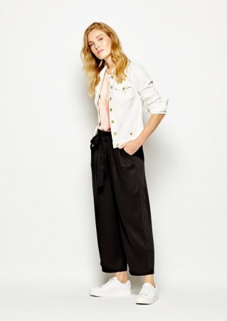 Culture Black Annabelle Pants