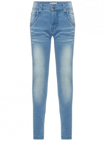 Name It Light Blue Denim Barn Nkmtheo Dnmclas 1007 Pant Noos