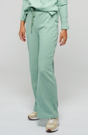 Noella Carine Pants Cotton Soft Mint - FORHÅNDSBESTILLING