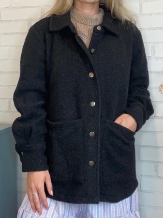 Noella Viksa Jacket Wool - Black