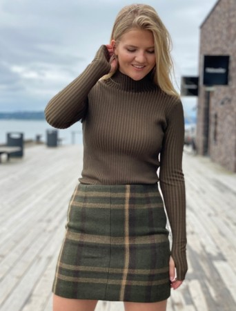 Holzweiler Olive Ebo Knit Top