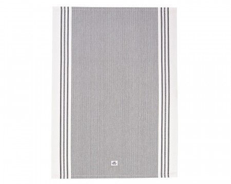 Lexington Dk. Gray, 50x70 Oxford Striped Kitchen Towel