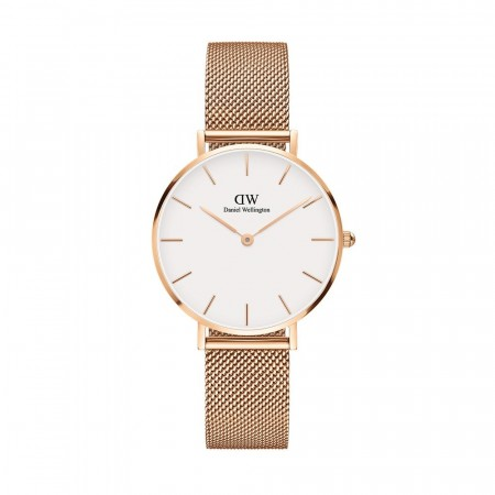 Daniel Wellington Rose Gold Classic Petite Melrose 32mm