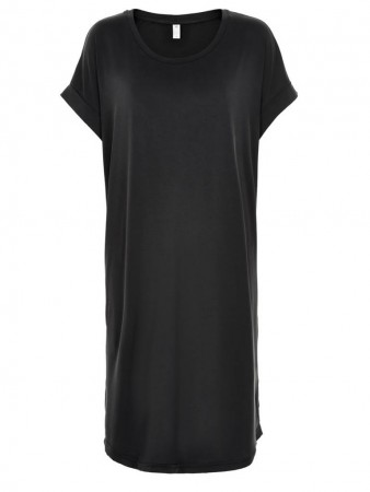 Culture Black Kajsa T-shirt Dress
