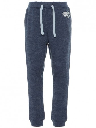 Name It Dress Blues Nmmwesso Wool Swe Pant