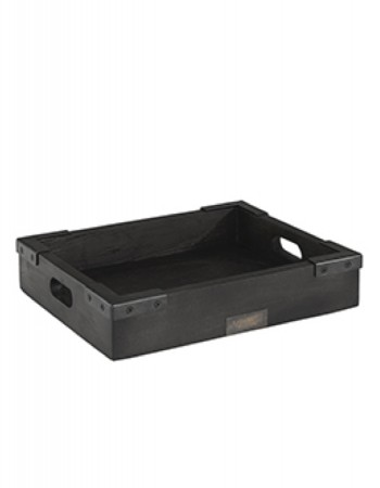 Artwood Småvarer Black The Bakery Tray S