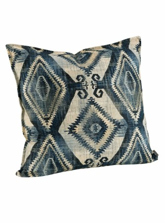 Artwood Blå Cruz Indigo Cushion Cover 50x50