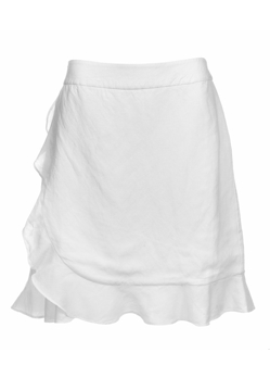Ane Mone White Skirt