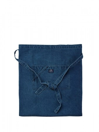 Lexington Denim Blue Living Jeans Apron 85x80cm