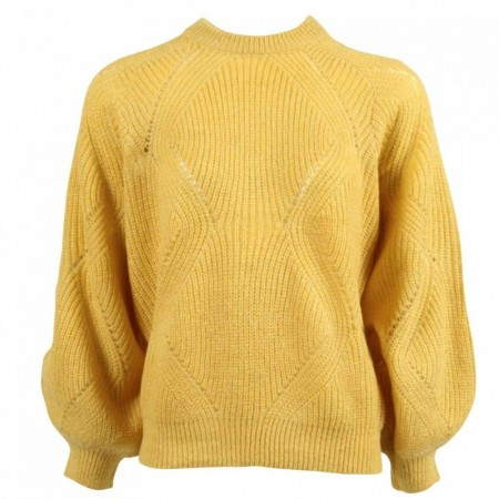 Msch Misted Yellow Lunea Pullover