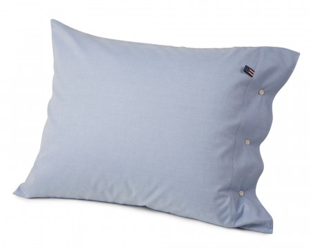 Lexington Blue 50x70 Pin Point Blue Pillowcase