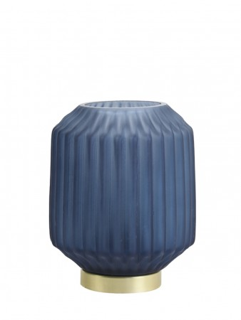 Light and Living - Ivot Led Table Lamp Matt blue
